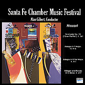Santa Fe Chamber Music Festival - Mozart / Gilbert