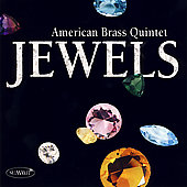 Jewels - Sampson, Lovelock, Rieti / American Brass Quintet