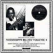 Robert Johnson: Mississippi Blues, Vol. 4 [Remaster]