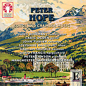 Hope: Songs and Chamber Music / Bowman, Ogden, et al