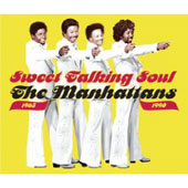The Manhattans: Sweet Talking Soul 1965-1990 [Box]