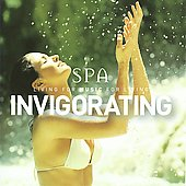 Various Artists: Global Journey Spa Series: Invigorating