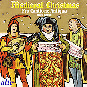 A Medieval Christmas / Pro Cantione Antiqua