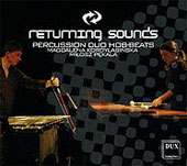 Bembinow: Returning Sounds;  etc / Hob-Beats Percussion Duo