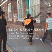 The Lute Is a Song / Edin Karamazov