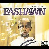 Fashawn: Boy Meets World [PA] [Digipak]