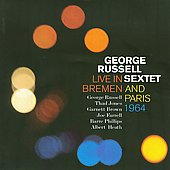 George Russell: Live in Bremen and Paris 1964