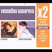X 2: Vesselina Kasarova [Limited Edition]