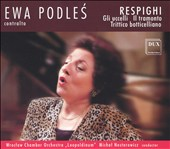 Ewa Podles sings Respighi