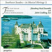 Southwest Sweden - its Musical Heritage, Vol. 3