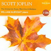 William Albright (Composer): Scott Joplin: Complete Rags, Marches & Waltzes [Box] *