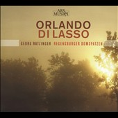 Orlando di Lasso: Sacred & Secular Works / Ratzinger
