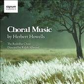 Choral Music by Herbert Howells