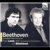 Beethoven: Complete Piano Concertos / Paul Lewis