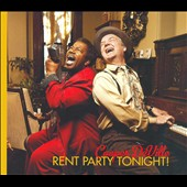 Cooper Deville: Rent Party Tonight! [Digipak]