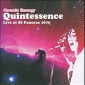 Quintessence (U.K.): Cosmic Energy: Live at St Pancras 1970 *
