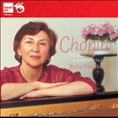 Chopin: 4 Ballades; 4 Impromptus / Davidovich