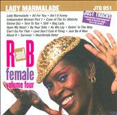 Karaoke: Karaoke: R&B Female, Vol. 4