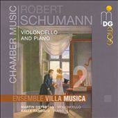Schumann: Works for Cello and Piano