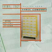 Rorem, Persichetti, Hodkinson: Three Concerti / Thomas Stacy