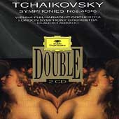 Tchaikovsky: Symphonies nos 4-6 / Claudio Abbado