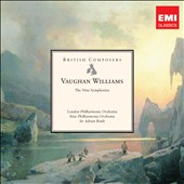 Vaughan Williams: The Nine Symphonies / Boult, London Philharmonic, New Philharmonia