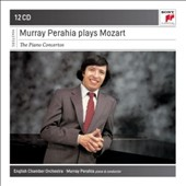 Mozart: The Piano Concertos / Murray Perahia, English Chamber Orchestra [12 CDs]