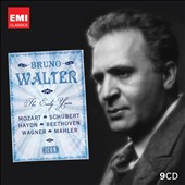 Bruno Walter: The Early Live Recordings