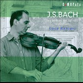 J.S. Bach: The Six Solo Suites, Viola Version