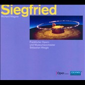 Wagner: Siegfried / Lance Ryan, Peter Marsh, Terje Stensvold, Magnus Baldvinsson, Meredith Arwady
