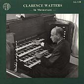 In Memoriam - Clarence Watters