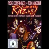 Rick Derringer/Ted Nugent: Live at the Ritz, NY [DVD]