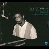 Gil Scott-Heron: The Revolution Begins: The Flying Dutchman Masters [Box] *