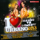 Various Artists: I Love Urbano 2013