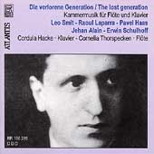 The Lost Generation - Music for Flute & Piano - Smit, et al