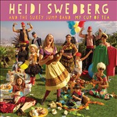 Heidi Swedberg/The Sukey Jump Band: My Cup of Tea [Slipcase]