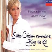 Sallie Chisum Remembers Billy the Kid / Bonney, Previn