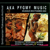 Various Artists: Cameroon: Baka Pygmy Music [Enhanced CD] [Digipak]