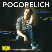 Ivo Pogorelich: The Complete Recordings on DG - works by Chopin, Beethoven, Ravel, Liszt, Haydn, Scarlati, Bach, Mozart et al. / Ivo Pogorelich, piano [14 CDs]