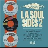 Various Artists: Dore L.A. Soul Sides, Vol. 2