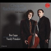 Chopin, Rachmaninoff: Cello Sonatas