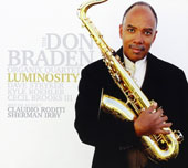 Don Braden: Luminosity