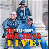 The Real Thing: The Legendary Real Thing Live! at the Liverpool Philharmonic 2013: Celebrating 40 Years on the Road *