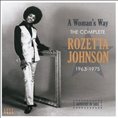 Rozetta Johnson: Woman's Way: Complete Rozetta Johnson 1961-1975