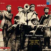 Various Artists: Oytsres (Treasures): History of Klezmer Music