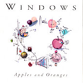 Windows: Apples & Oranges