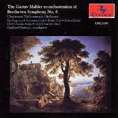 Beethoven/Mahler: Symphony no 9 / Samuel, Cincinnati PO