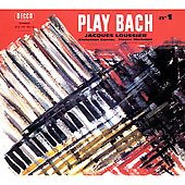 Jacques Loussier: Bach: Play Bach, No. 1