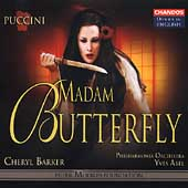 Opera in English - Puccini: Madam Butterfly / Abel, et al
