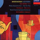 Shostakovich: The Jazz Album / Chailly, Royal Concertgebouw